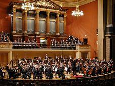 La Orquesta Filarmónica Checa, foto: archivo de la Radiodofusión Checa