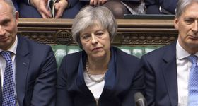 Theresa May, photo: ČTK/AP/Frank Augstein