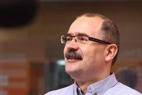 Депутат парламента, историк Павел Жачек, фото: Luboš Vedral, ČRo