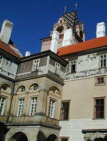 Castillo de Brandýs nad Labem