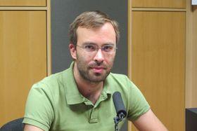 Jan Seidl, photo: Kristýna Maková