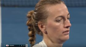 Petra Kvitová (Foto: YouTube Kanal Australian Open TV)