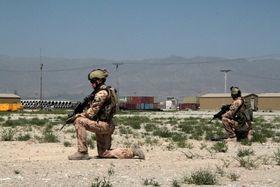 Čeští vojáci vAfghánistánu, foto: Gabriela Horáková, archiv Ministerstva obrany ČR