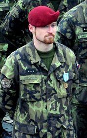 Jan Čermák, photo: CTK