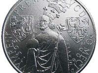 Monnaie commémorative, photo: CTK
