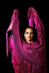 Adela Campallo, foto: con permiso del festival Día del Flamenco