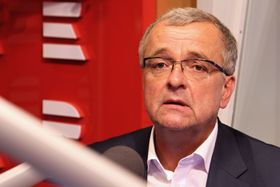 Miroslav Kalousek (Foto: Luboš Vedral, Archiv des Tschechischen Rundfunks)