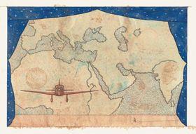 Ilustrace zMalého prince, foto: archiv Petra Síse