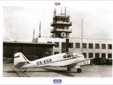 Aero AE4, QSL-Karte 2013