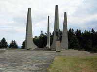 Památník Ploština, foto: Pornero CC BY 3.0