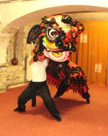 Lion Dance, photo: Lorna Stephen