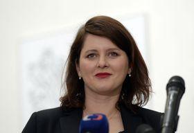 Jana Maláčová, foto: ČTK/Kateřina Šulová