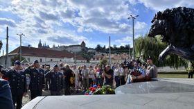 Церемония на пражском Кларове, Фото: ЧТК