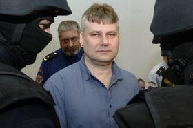 Jiří Kajínek saldrá de la prisión tras 23 años. Foto: ČTK.