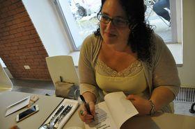 Rachel Feingold, photo: Milena Findeis