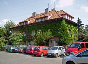 Čapkova vila na pražských Vinohradech, foto: Petr Vilgus CC BY-SA 3.0