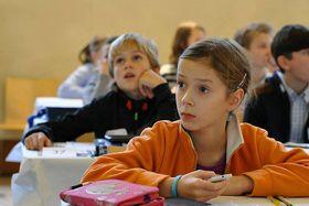 Детские участники Логической олимпиады, Фото: официальный фейсбук Менсы ЧР