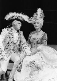 Владимир Брабец в постановке Национального театра «Lucerna», Фото: ЧТК