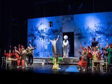 Griechische Passion (Foto: Jan Procházka, Archiv des Festivals Opera)
