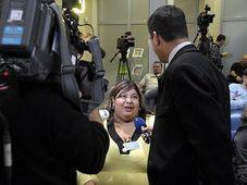 Гелена Балогова (Фото: www.vlada.cz)