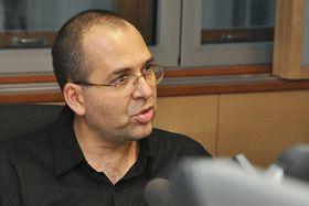 Robert Jech, foto: Marián Vojtek, archiv ČRo