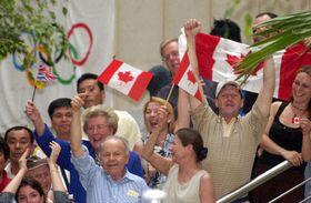 Juegos Olímpicos de Invierno de 2010 tendrán lugar en la metrópoli de Vancouver, Canadá, foto: CTK