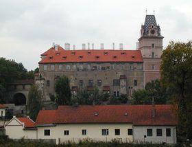 El palacio de Brandýs, foto: Martina Schneibergová