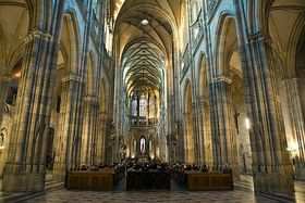 Cathedral of St Vitus, photo: Filip Jandourek