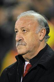 Vicente del Bosque, foto: ČTK