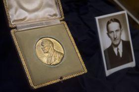 Лауреат Нобелевской премии по химии Ярослав Гейровский (Фото: ЧТК)