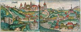 Prague médiéval