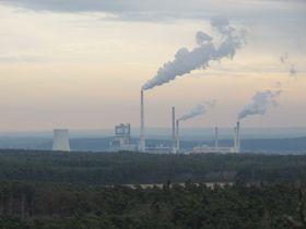 Coal-fired power plant in the Czech Republic, photo: Czech Radio - Radio Prague