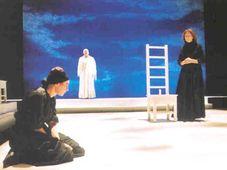 Z představení 'Dům Bernardy Alby'