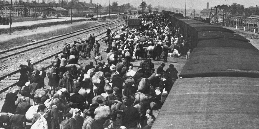 Foto: Archivo de Yad Vashem, U.S. Holocaust Memorial Museum, Wikimedia Commons, CC0