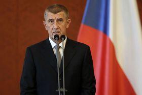 Andrej Babiš, foto: ČTK/AP/Petr David Josek