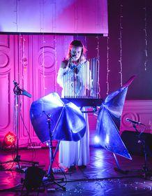 Lenka Morávková, photo: Site officiel de Bohemian Cristal Instrument