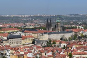 Praga maravillosa, foto: Ondřej Tomšů