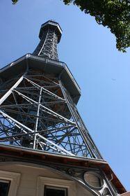 Петржинская башня (Фото: Штепанка Будкова, Чешское радио - Радио Прага)