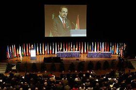 La conférence sur le sort des biens des victimes de l'Holocauste, photo: CTK