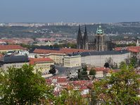 Prague Castle, photo: Ondřej Tomšů