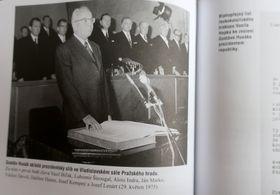 Gustáv Husák en 1975, photo: Repro 'Gustáv Husák' / Vyšehrad