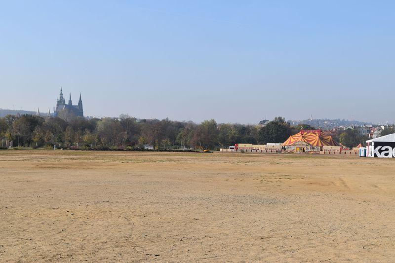 L'esplanade de Letná à présent, photo: Ondřej Tomšů