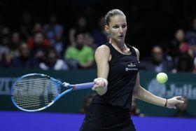 Karolína Plíšková, photo: AP Photo/Vincent Thian