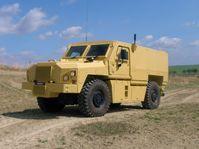 Le blindé Vega, photo: Site officiel du ministère de la Défense