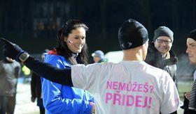 Šárka Kašpárková, photo: ČTK