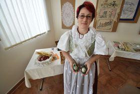 Lenka Volková, photo: Ondřej Tomšů