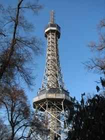 Петршинская смотровая башня ,  фото: Мартина Шнайбергова