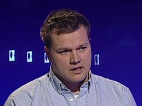 Tomáš Kocián (Foto: ČT24)