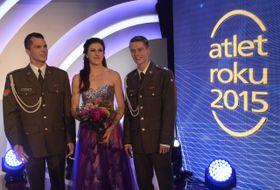 De izquierda: Jakub Holuša,Zuzana Hejnová y Pavel Maslák, foto: ČTK