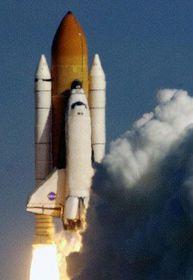 Raumfähre Colombia (Foto: CTK)
